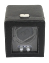 Watch Winder carica 1 orologio in eco pelle Nero Friedrich 23