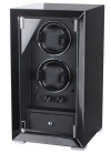 Watch Winder Modalo carica 2 orologi Tower Nero Battery