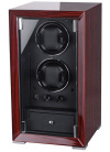 Watch Winder Modalo carica 2 orologi Tower Mogano Battery