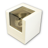 Watch Winder carica 2 orologi automatici Bianco Battery