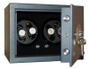 Cassaforte con Watch Winder carica orologi 4 posti