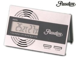 Igrometro digitale per scatole porta sigari