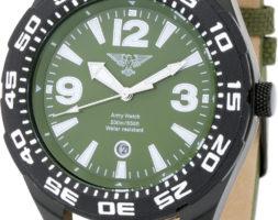 Orologio Militare Army Watch Diver Green
