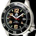 TauchMeister Orologio automatico subacqueo automatico T0207