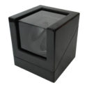Watch Winder carica 2 orologi automatici Carbon Battery